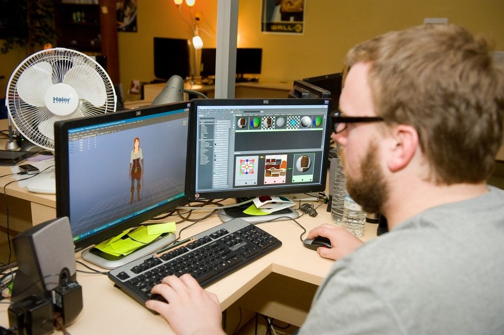 Методы создания анимации в компьютерной графике